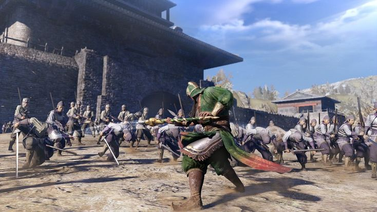 Dynasty Warriors 9 30fps Range in 4K and PS4 Pro Dynasty Warriors 9 PS4