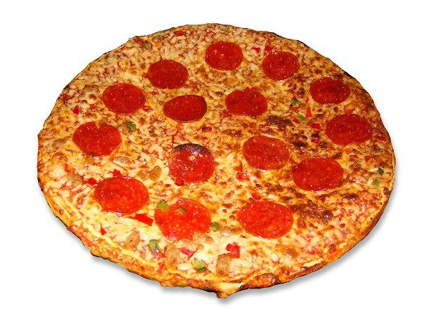Pepperoni Pizza..The Top 10 Most Popular Pizza Toppings Almost Everyone Loves