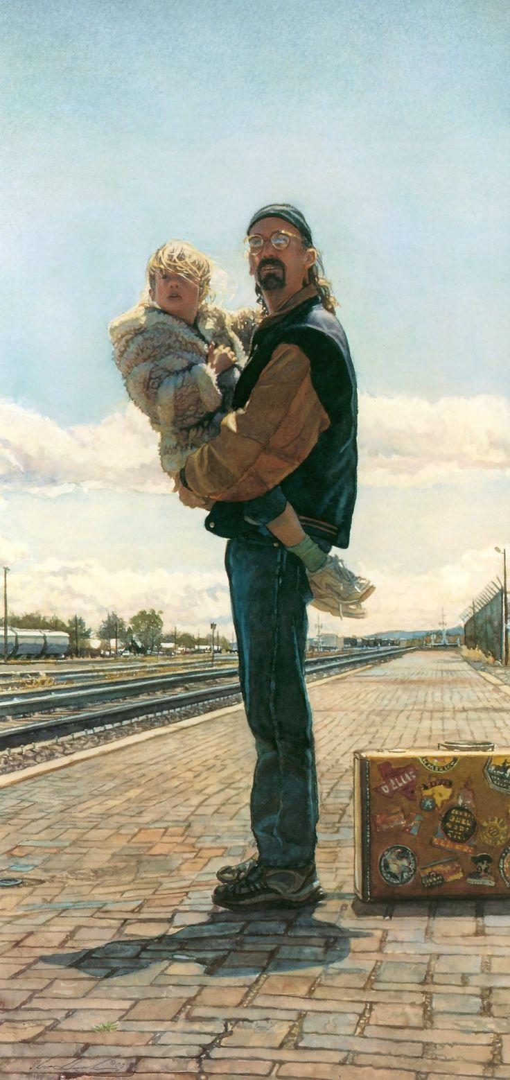 Steve Hanks (painting)