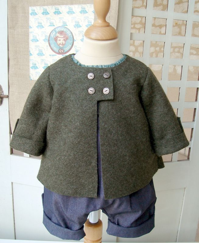 Sweet sewing patterns from c'est dimanche.