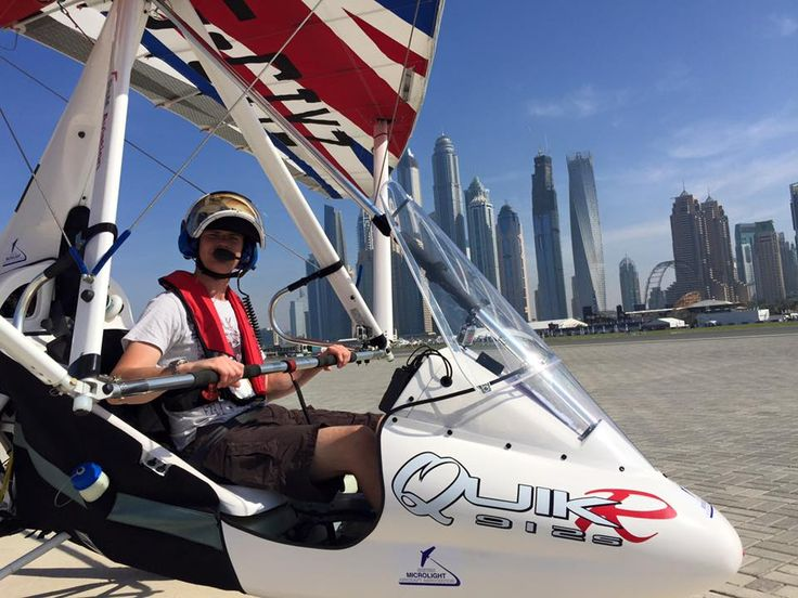QuikR Competing in the World Air Games