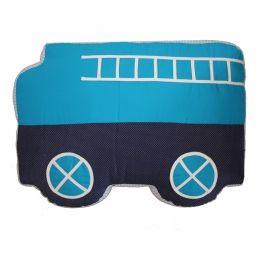 Esthex Kussen Auto Blauw