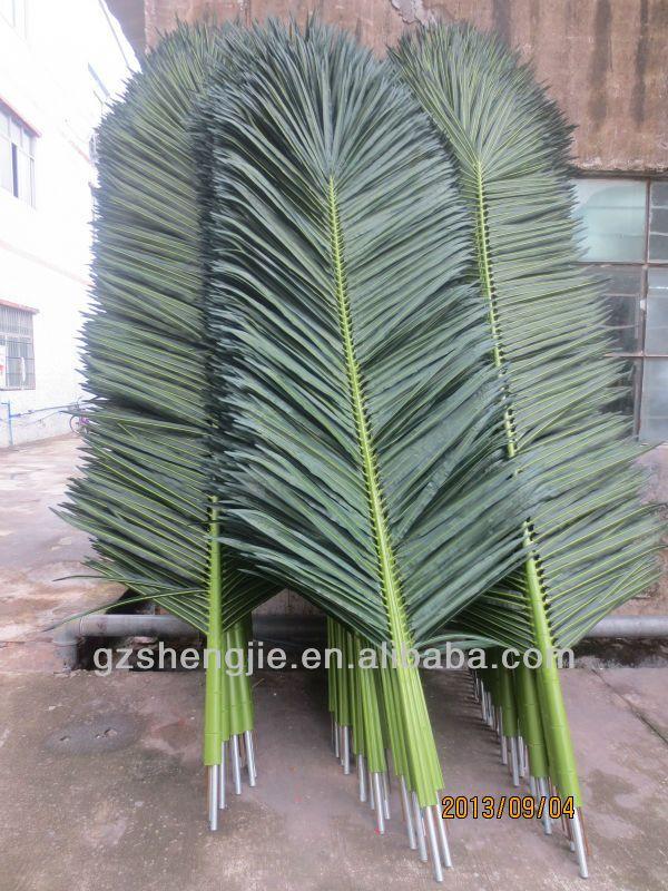Palm Tree Leaf Artificial Palm Leaf Palm Leaf Decor