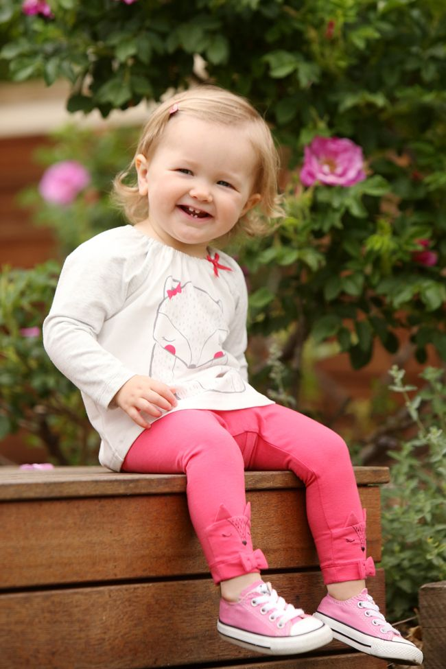 fox&finchbaby   MinihahaFox inspire check out her little tights