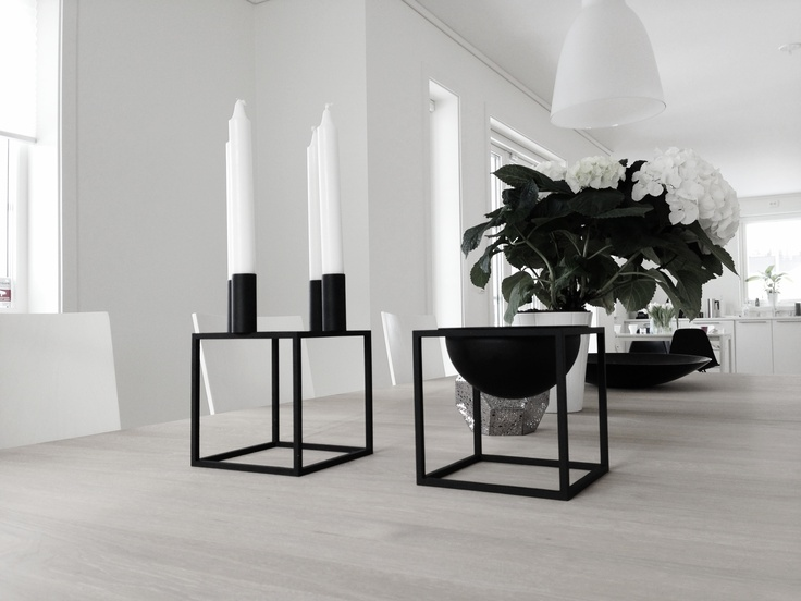 Living room - Kubus, ByLassen