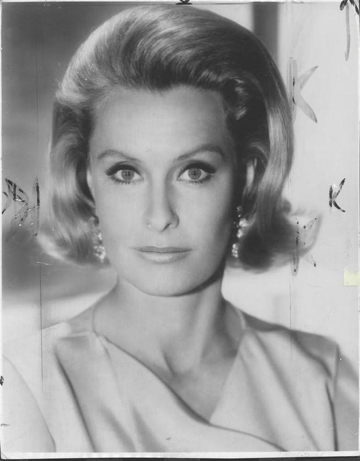 1970 Dina Merrill Actress CLOSEUP Portrait Press Photo