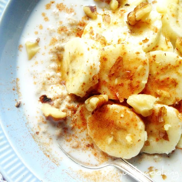 Quirky Cooking: Creamy Quinoa & Chia Porridge