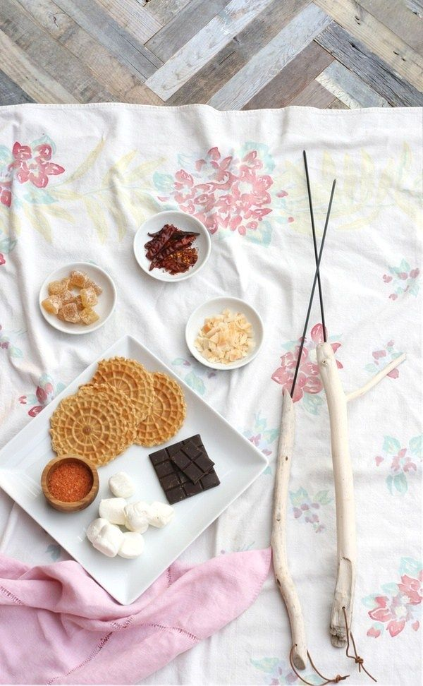 DIY Marshmallow Roasting Sticks for Summer Entertaining!