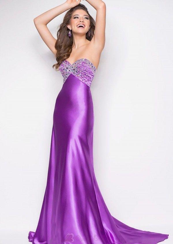 21 best Purple Prom Dresses images on Pinterest   Purple prom ...