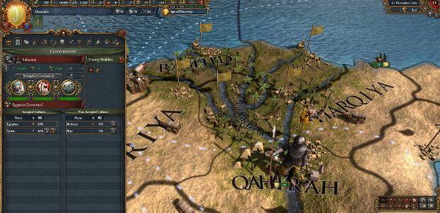 Europa Universalis IV: Cradle of Civilization announced