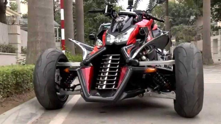 Dũng UKI và bộ sưu tập xe khủng - độc + phong thủy trong chơi xe motor