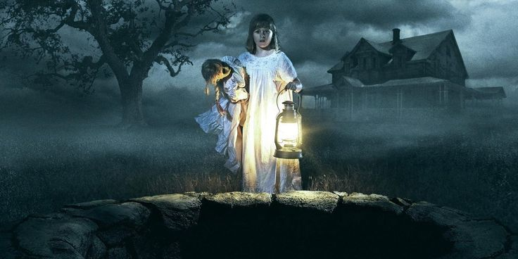 Annabelle: Creation Poster Hints At The Conjuring Universe Ties