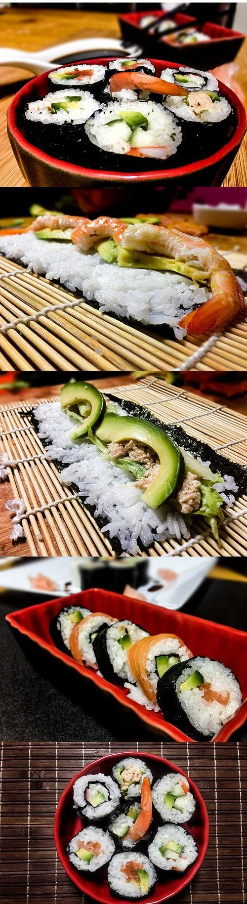 Presentation of sushi Presentacion de sushi Subido de Pinterest. http://www.isladelecturas.es/index.php/noticias/libros/835-las-aventuras-de-indiana-juana-de-jaime-fuster A la venta en AMAZON. Feliz lectura.