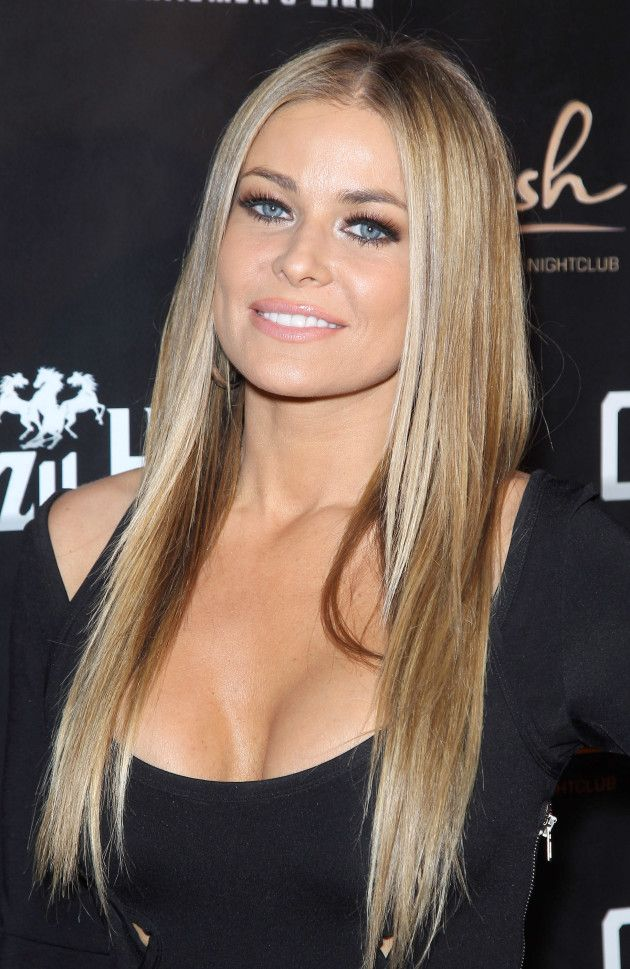 Carmen Electra Celebrates Birthday, Performs Bigger D--k