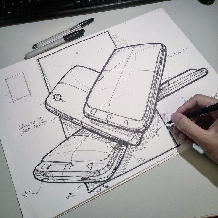 My Sketchbook (Sketch pile) 2015 - part 3 on Behance