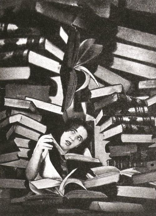 Dreams of Inexperience for Idilio Magazine by Grete Stern, 1950Also
