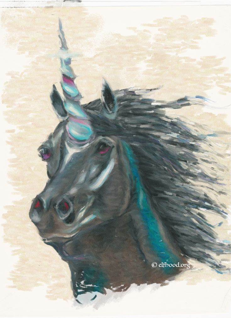 Story Seer #alicorn #unicorn #mythic art #fantasy art #sovereigty