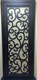 Tuscany Security Screen Doors
