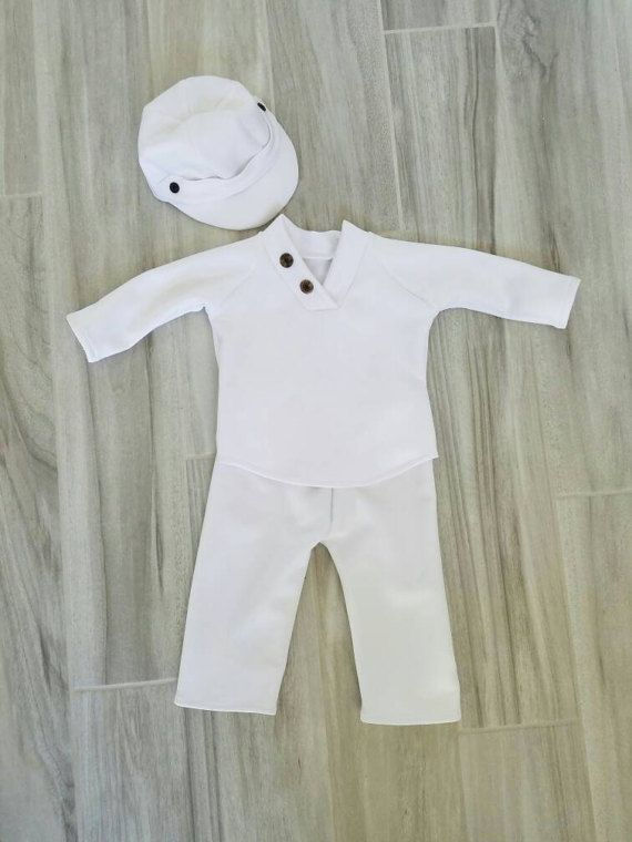 Baby Boy Baptism Outfit Christening Outfit Blessing Outfit