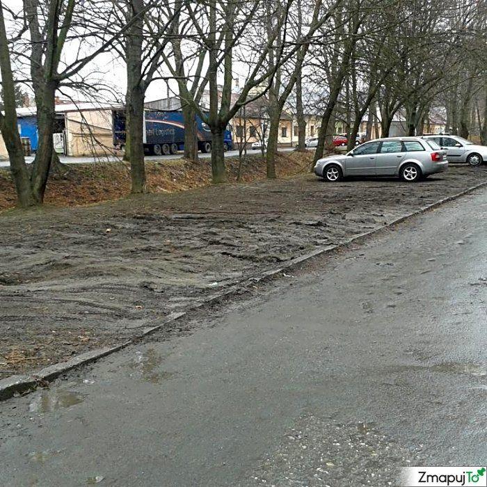 Podnět 145651 - Závada na veřejné zeleni - Šternberk Olomouc #Závadanaveřejnézeleni #ŠternberkOlomouc #ZmapujTo #MobilniRozhlas