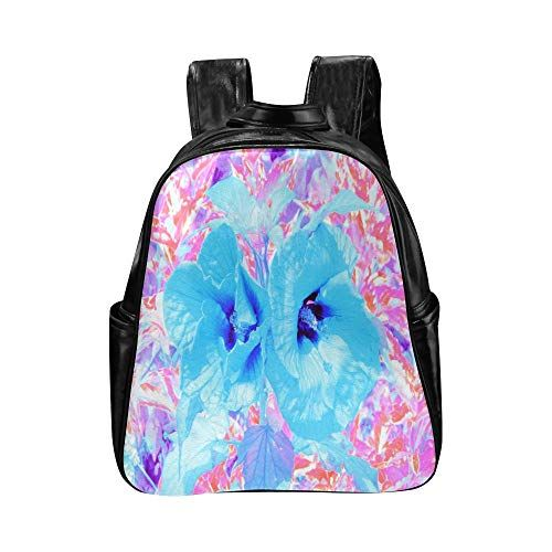 Backpack For School Work And Play Two Cool Blue Plum Crazy