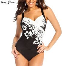 Costumi da bagno push up Ieva Eieou Plus Size Costumi da bagno push up Big Monokini 2019 Costumi da bagno estivi Donna B …