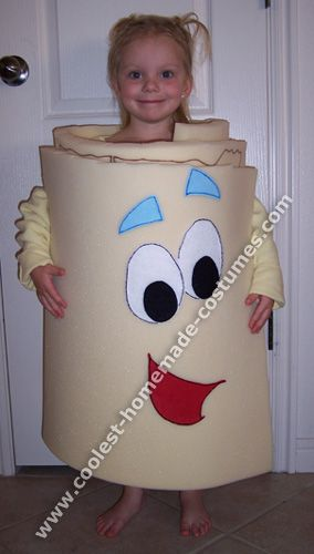 Map Costume (Dora's friend) Halloween Costume. Holy crap I think we just found Cam's costume!!!!