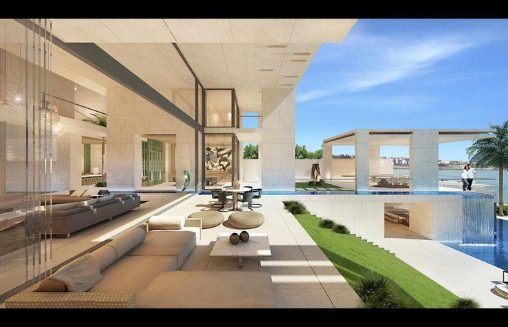 #Modern #Home #Design | SN Centura | Dakar, Senegal | SAOTA