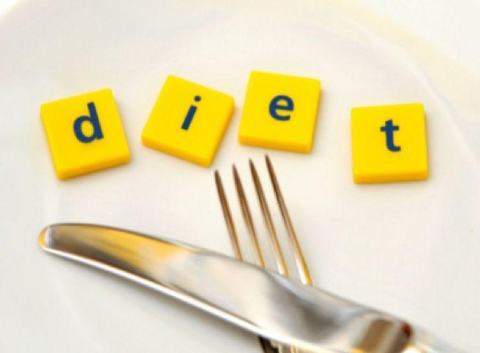 Lose weight proper diet image 1