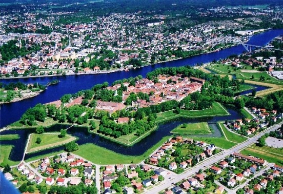 Fredrikstad Norway is a very nice and charming town