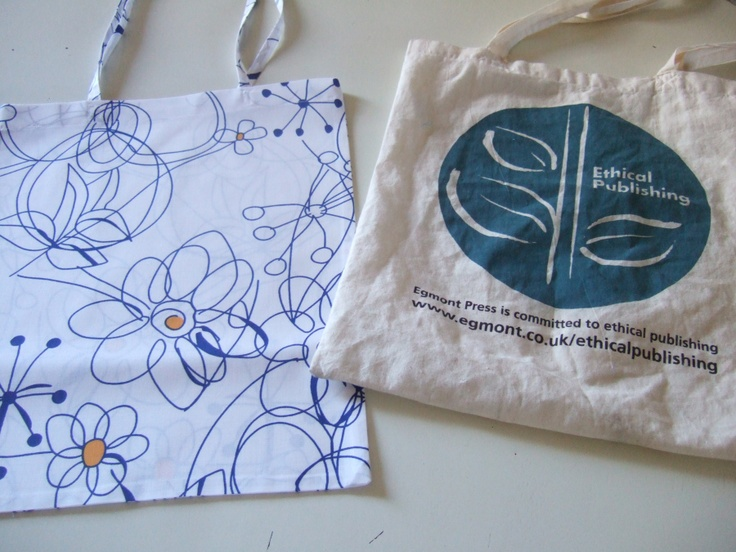 Beginner's Tutorial – How To Sew A Shopping Bag | Did You Make That?