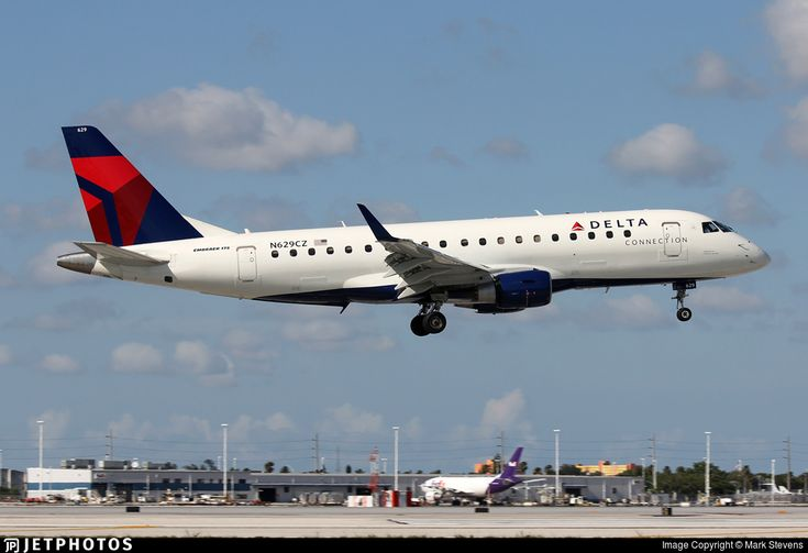 Photo of N629CZ - Embraer 170-200LR - Delta Connection (Compass Airlines)