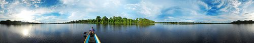 Lago tarapoto, Amazonas Colombia