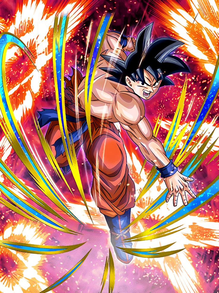 """[The Weight of Hope] Goku """"I will never forgive you!"""""""