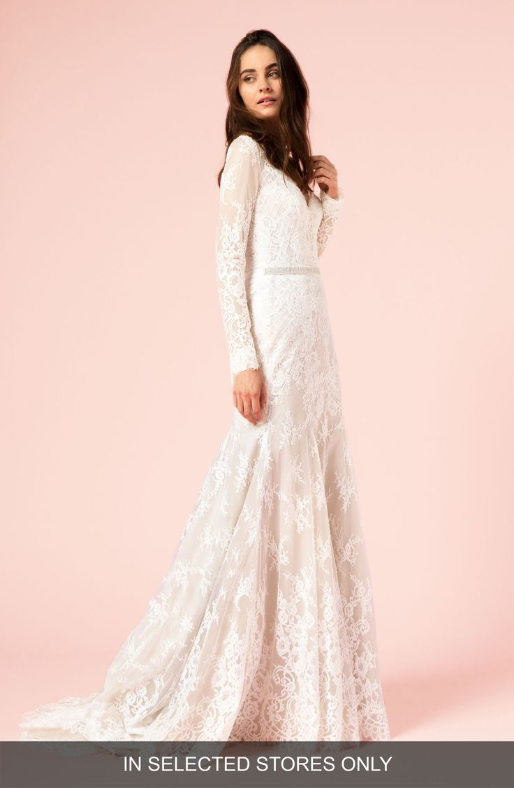 The 105 best Fit and Flare Wedding Dresses images on Pinterest ...