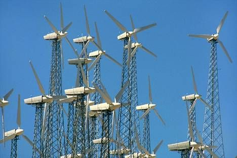 énergie éolienne fonctionnement | Energie+eolienne