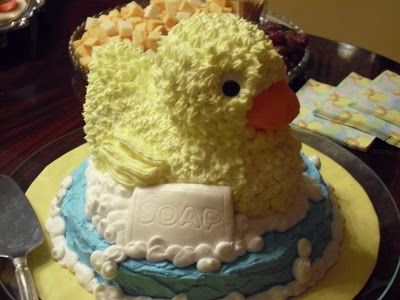 Thoughtsfromovertherainbow: A Just Ducky Baby Shower