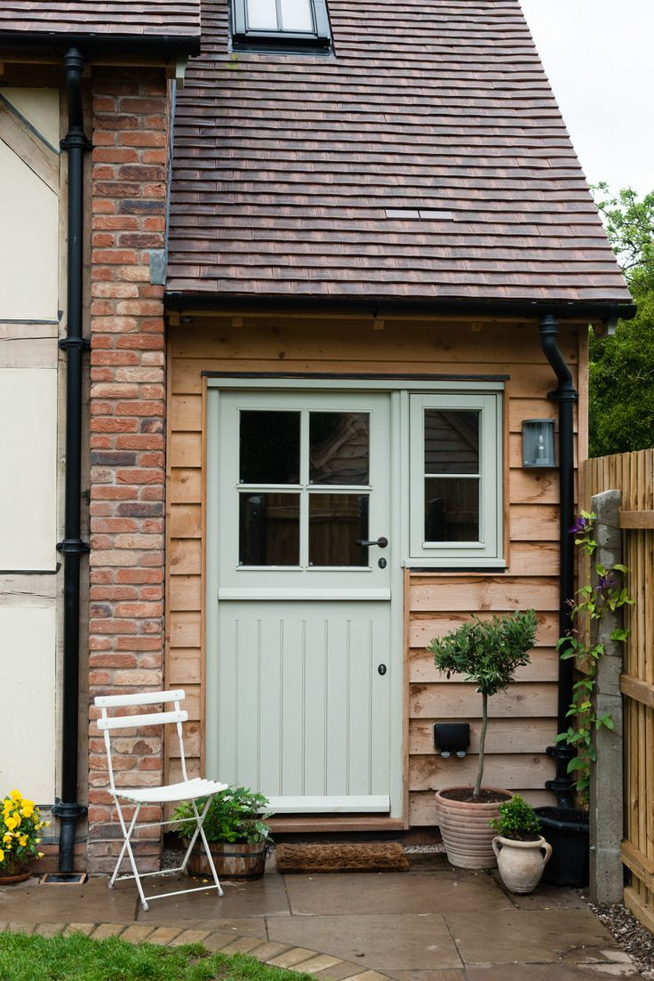Border Oak Halfpenny Cottage annex  Side ExtensionExtension IdeasGarage ...
