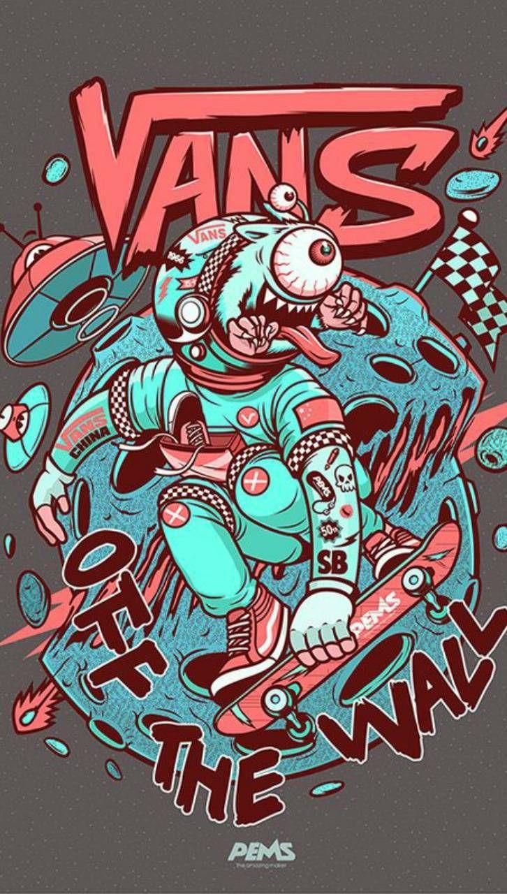 Download Vans Wallpaper By Agaaa K 3e Free On Zedge Now Browse Millions Of Popular By Pems Wallpapers An Skateboard Art Hypebeast Wallpaper Art Wallpaper