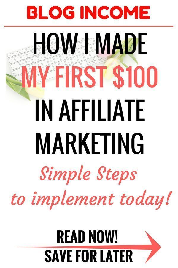 How to use Pinterest to Make Money Blogging – Make Your First $100 Online – Affiliate Marketing Tips