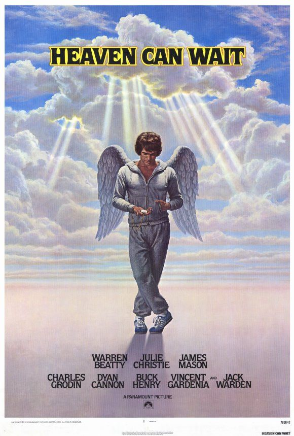 Heaven Can Wait 27x40 Movie Poster (1978)