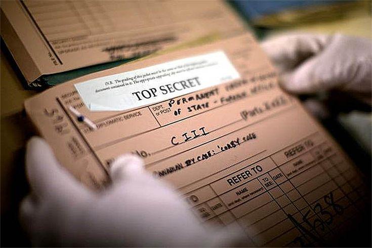 Rengeteg idegenekkel kapcsolatos dokumentumot hozott napvilágra a CIA