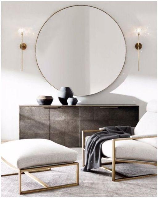 Espelhos Redondos / decor / homedecor