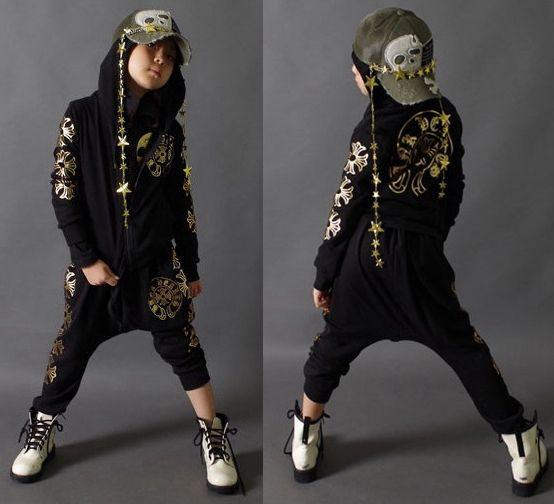 großhandel 2014 neue mode frühjahr herbst kinder kleidung gesetzt kostüme sweatshirt hip-hop pluderhosen kinder sportbekleidung(China (Mainland))