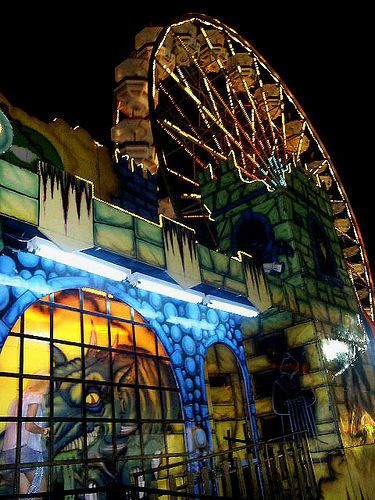 Haunted Ferris Wheel