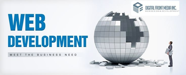 Digital Front Media Inc., for dynamic business solutions. #webapplications