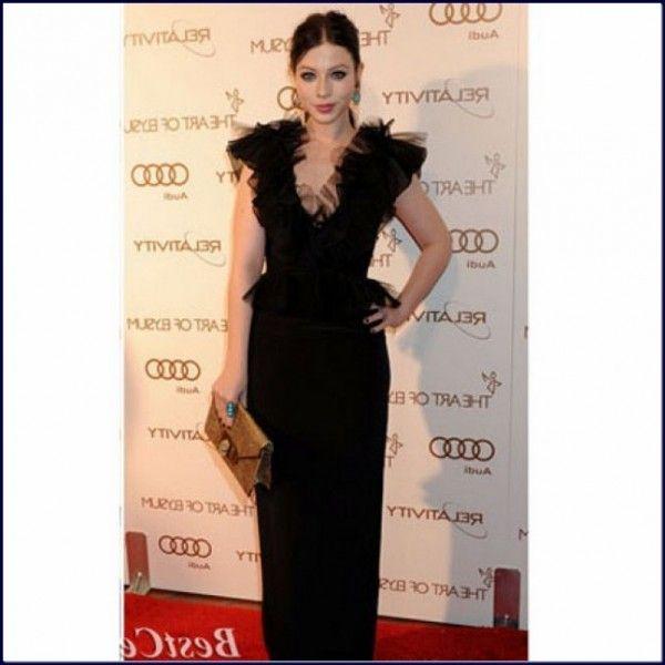 Elysium_Heaven_Gala-Michelle-Trachtenberg-Evening-Dress