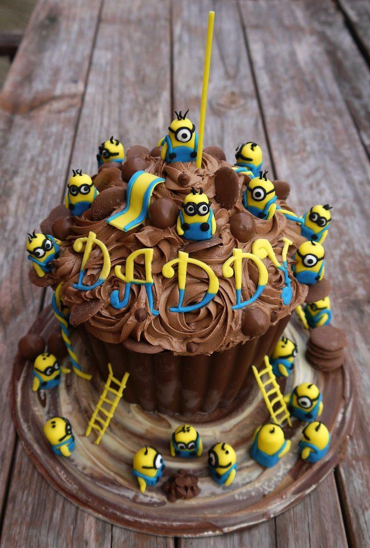 cf43edf623d3ec99ecef8550bfc76f3b  minion birthday minion party Minion Birthday Cake Pan