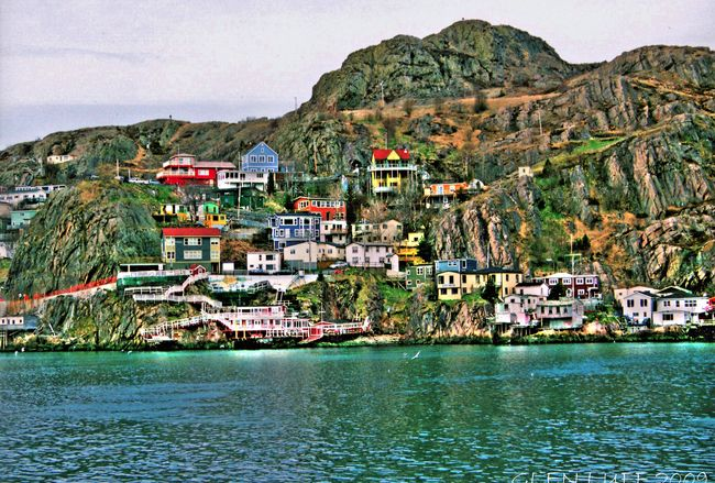 I always knew the Canadian province of Newfoundland and Labrador was a colourful place but when my friend David sent me a link to the province's tourism commercial, I was stunned! It is a gorgeous video and it inspired me to re ...