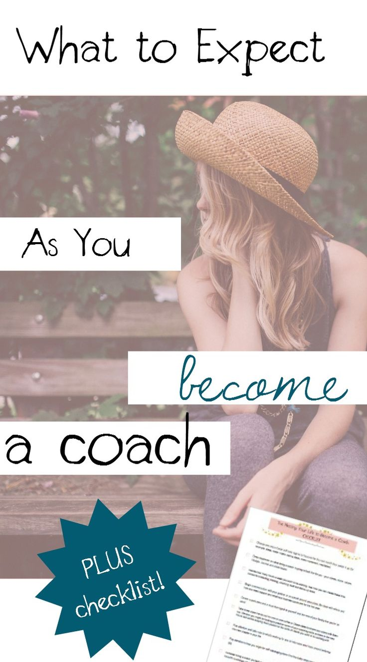 What to expect when you're becoming a coach! // Bliss Beyond Naptime -- #coaching #business